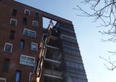 Colorbelpaneel 8e etage